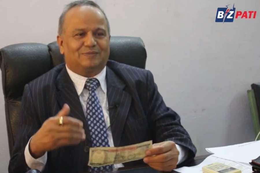 दशैंमा नयाँ नोटको जतन कसरि गर्ने ? राष्ट्र बैंकका प्रवक्ता निरौलाका 'टिप्स' (भिडियो सहित)